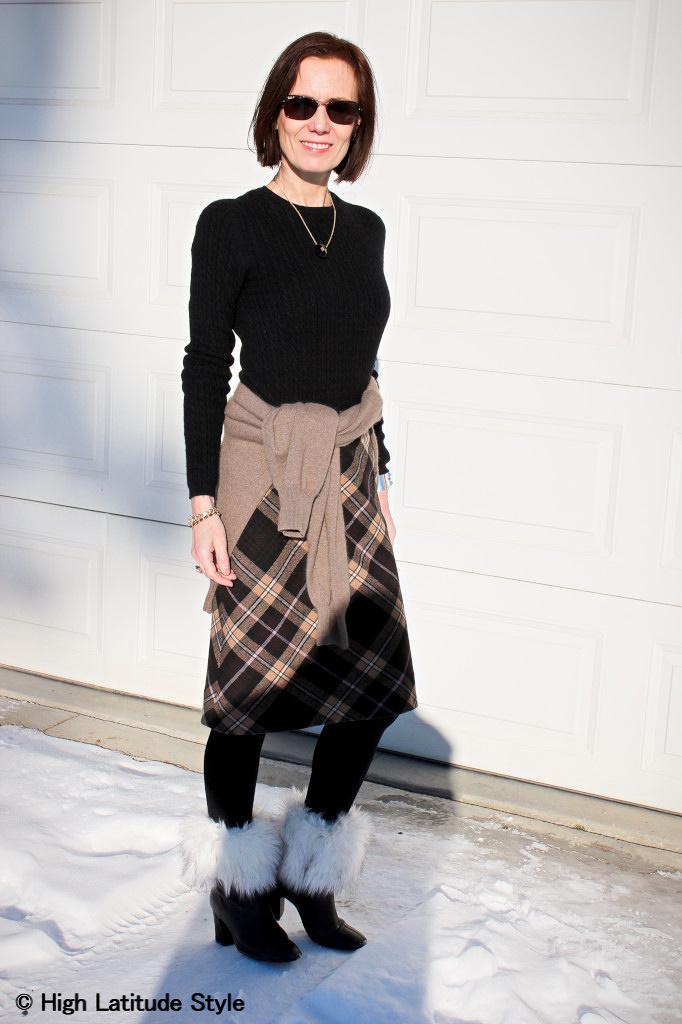 Turning Fashion Into Style In Midlife High Latitude Style
