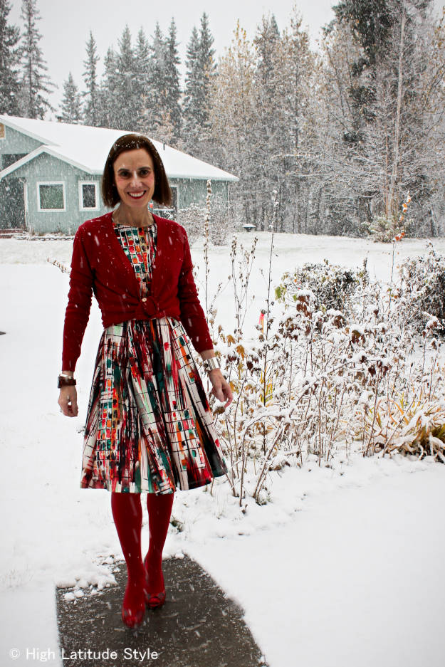Best Looks Of October And Giveaway Turning Fashion Into Style In Midlife High Latitude Style