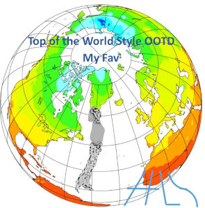 Top of the World Style weekly fashion linkup party @ High Latitude Style @ http://www.highlatitudestyle.com